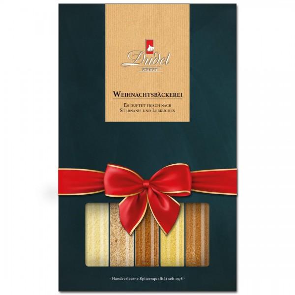 """Geschenk-Box """"Weihnachtsbäckerei"""""""