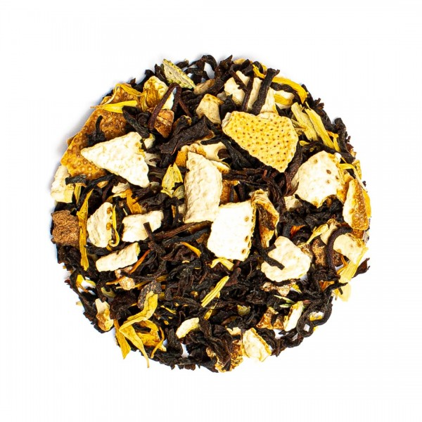 TeaTime - Schwarzer Tee & Zitrusfrüchte