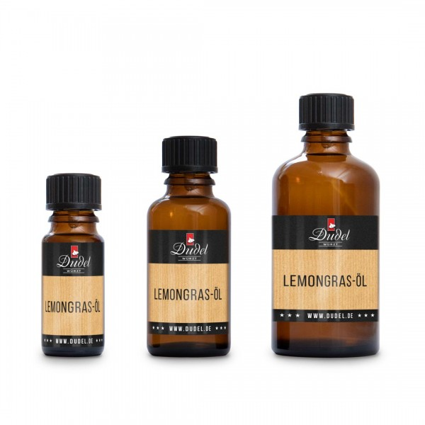 Lemongras-Öl