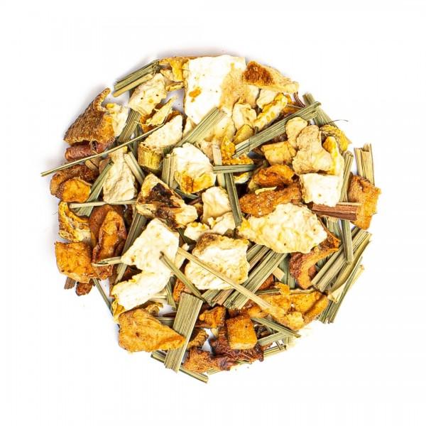 Apfel-Zitronen-Tee