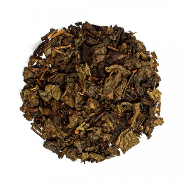 Grüner Tee mit Vanille