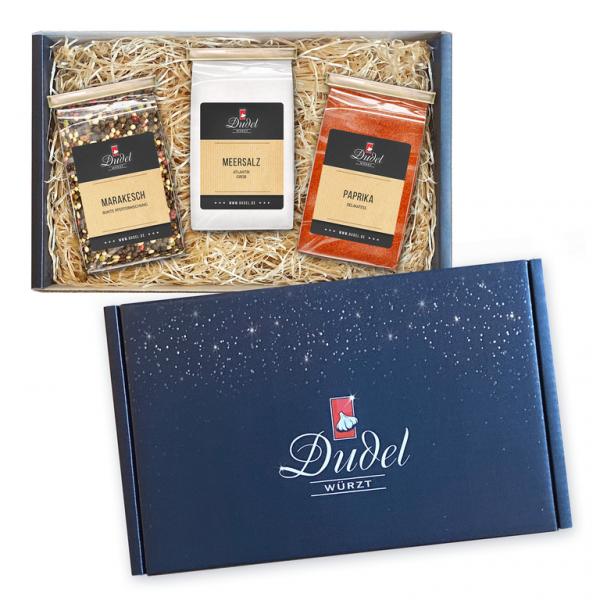 Geschenkbox Basics