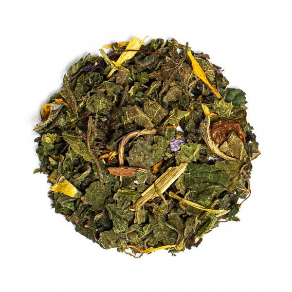 Vital-Tee - verfeinerter Brennnesseltee