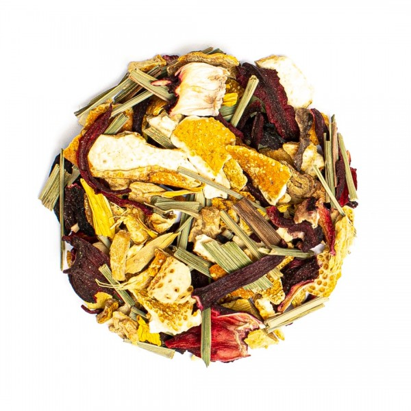 Fresh – Ingwer-Orangen-Tee