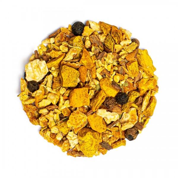 Goldener Tee – Kurkuma-Ingwer