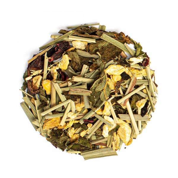 Balance – Ingwer-Zitronen-Tee