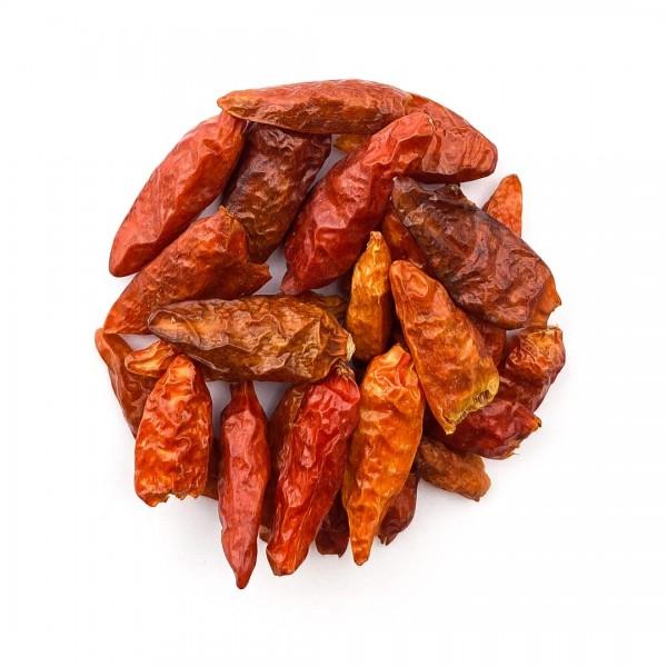 Chili, ganz, ori. Thailand Birdeyes