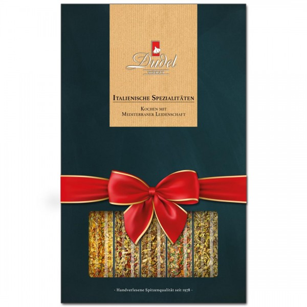 """Geschenk-Box """"Italienische Spezialitäten"""""""